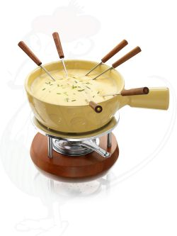 Boska Käsefonduetopf Cheesy Fondue