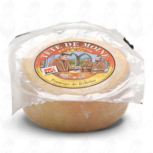Tête de Moine - Halber Käse | +\- 425 gramm