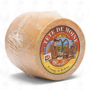 Tête de Moine Käse | +\- 850 gramm