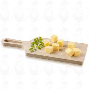 Käsebrett Beechwood mit Griff