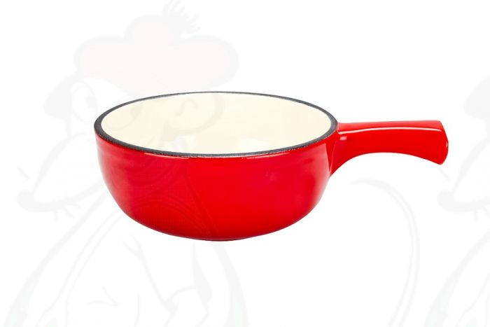fondue topf rot wei online kaufen. Black Bedroom Furniture Sets. Home Design Ideas