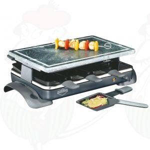 Steingrill für 8 Personen Grande Küchenprofi