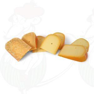Gouda Käse-Paket Total