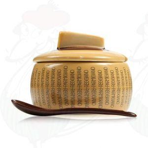 Käse-Behälter Parmigiano Reggiano