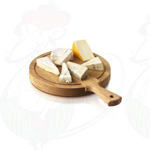 Käseplatte Freunde M Ø 30 cm