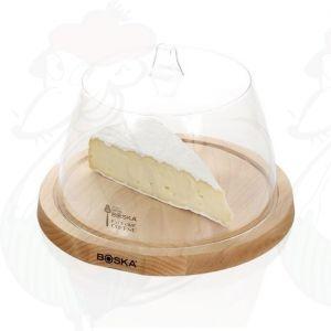 Stolp Käse mit Holztablett