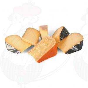 Alter Käse-Paket Total