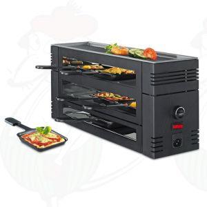 Pizza Raclette 6 - Schwarz | Spring